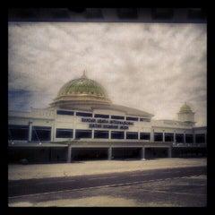 Photo taken at Sultan Iskandar Muda International Airport (BTJ) by Bayu A. on 9/25/2012