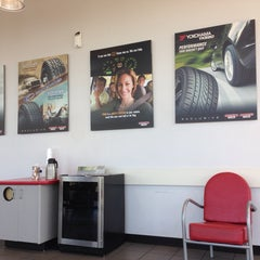 Photo taken at Discount Tire® Store by Paul on 8/20/2014