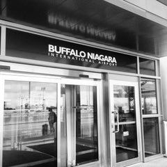 Photo taken at Buffalo Niagara International Airport (BUF) by Madeline W. on 7/9/2013