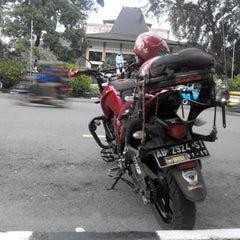 Photo taken at Balai Kota Yogyakarta by Rundraj J. on 4/23/2015