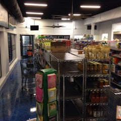 Photo taken at Robert's Grocery by Stephen C. on 1/30/2015
