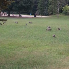 Photo taken at Park at Hairston by Ka'Trina C. on 8/31/2013