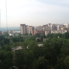 Photo taken at Новые дворы by Анна Ч. on 7/8/2013
