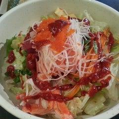 Photo taken at Mizu Sushi by JiMin L. on 10/19/2013