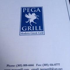 Photo taken at Pega Grill by Jennifer C. on 11/6/2012