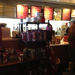 Photo taken at Starbucks by Carole Z. on 12/27/2012