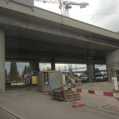 Photo taken at Bernmobil Ausserholligen by Felix Samuele M. on 8/9/2013