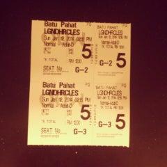 Photo taken at BIG Cinemas by Emi E. on 1/13/2014
