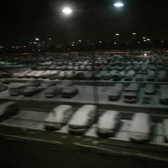 Photo taken at O'Hare - Economy Parking Lot E by 🅿atch . on 2/2/2014