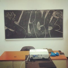 Photo taken at School of Visual Arts by Murray S. on 2/11/2013