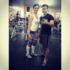 Photo taken at Academia Total Gym by Thiago C. on 8/9/2014
