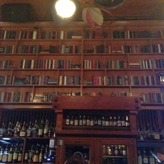 Photo taken at Library Bar by Kal E. on 3/24/2013