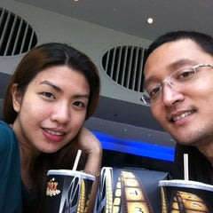 Photo taken at Cathay Cineplex by Vanessa L. on 4/15/2012