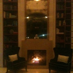 Photo taken at Casa Madrona Hotel And Spa by Jennifer H. on 12/24/2011