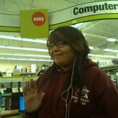 Photo taken at Staples by Veronica V. on 8/21/2011