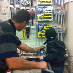 Photo taken at Harbor Freight Tools by deborah c. on 10/16/2011