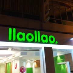 Photo taken at Llaollao by Paco U. on 8/19/2011