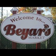 Photo taken at Beyars Market by Justine B. on 1/25/2012