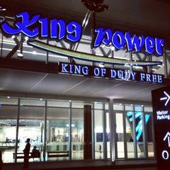 Photo taken at King Power Pattaya Complex (คิงเพาเวอร์ พัทยา คอมเพล็กซ์) by Jittikan T. on 11/9/2011