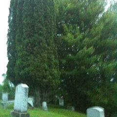 Photo taken at St. Augustine Cemetery by Daniel B. on 7/17/2011