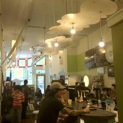 Photo taken at Lift Coffee Shop & Café by Jessica B. on 5/11/2012