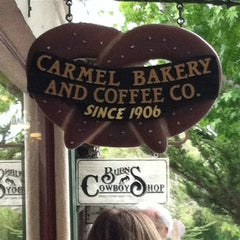 Photo taken at Carmel Valley Coffee Roasting Company by Corrie T. on 8/2/2012