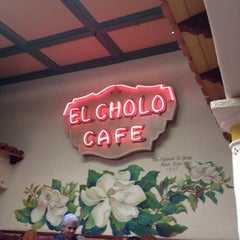 Photo taken at El Cholo by Matthew M. on 3/15/2012