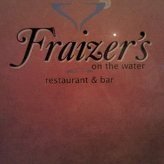 Photo taken at Fraizer's Restaurant & Bar by Eric N. on 8/26/2011