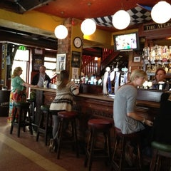 Photo taken at The Auld Dubliner by Marty C. on 8/7/2012