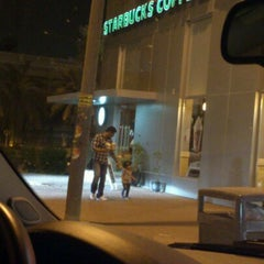 Photo taken at Starbucks Coffee | ستاربكس by Manar O. on 6/11/2012
