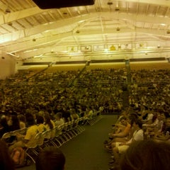 Photo taken at Convocation Center by Matt M. on 8/24/2011