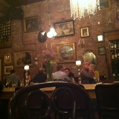 Photo taken at Antique Garage Restaurant by Andrea M. on 6/7/2011