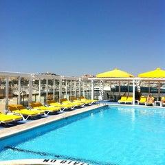 Photo taken at Athens Ledra Hotel by John G. on 7/19/2012