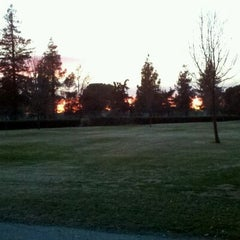 Photo taken at Valley Hi Country Club by Carol W. on 1/5/2012