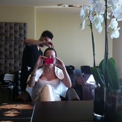 Photo taken at L.RAPHAEL Beauty Spa by Phyllis K. on 6/22/2012