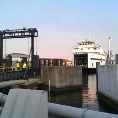 Photo taken at Steamship Authority - Hyannis Terminal by Ed K. on 5/18/2012