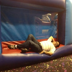 Photo taken at Pump It Up by Justin C. on 5/19/2012
