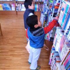 Photo taken at 菰野町図書館 by 行方 一. on 2/19/2012