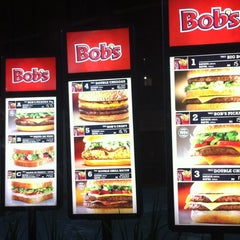 Photo taken at Bob's by João Pedro C. on 11/30/2011
