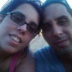 Photo taken at Parque Indoamericano by Noelia N. on 1/5/2012