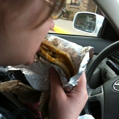 Photo taken at Taco Bell by Rebecca M. on 11/22/2011