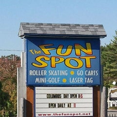 Photo taken at The Fun Spot by B-RAD on 10/11/2011
