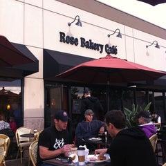 Photo taken at Rose Bakery Cafe by Jenny F. on 1/14/2012