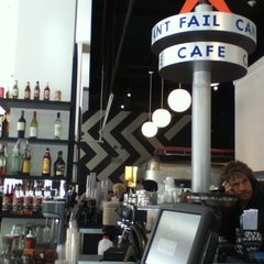 Photo taken at Rudy's Can't Fail Cafe by Meitar M. on 3/18/2012