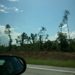 Photo taken at Interstate 75 by Kristlyn I. on 9/5/2012