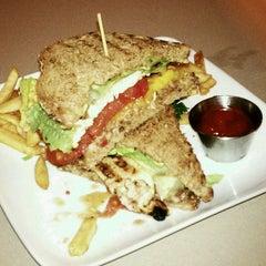 Photo taken at Sorrel Restaurant Bistro by Diana P. on 12/24/2011