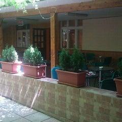 Photo taken at Balkánska Zmrzlina by Boris K. on 6/5/2011