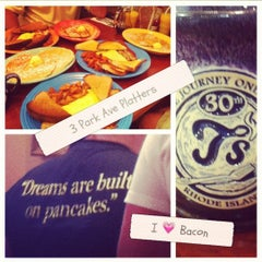 Photo taken at T's Restaurant by Lisa M. on 7/4/2012