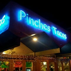 Photo taken at Pinches Tacos by Paul A. on 1/29/2012