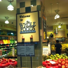 Photo taken at Whole Foods Market by Billy J. on 5/11/2012